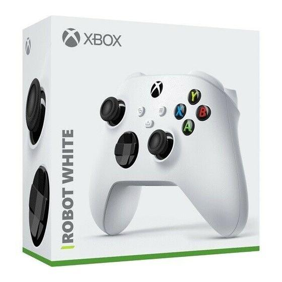 Controller Wireless - Robot White - Xbox Series X/S