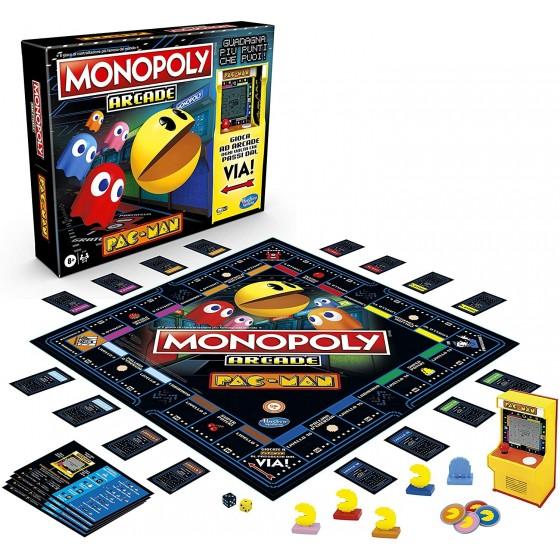 Hasbro Monopoly - Pac-Man