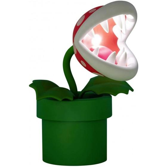 Lampada - Pianta Piranha Super Mario - Paladone