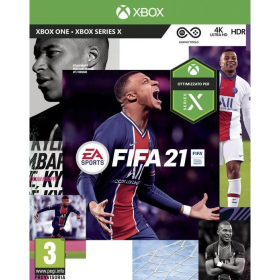 Fifa 21 -  Xbox One - The Gamebusters
