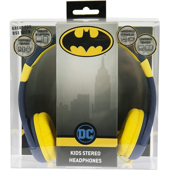 Cuffie Kids OTL Technlogies - Batman - Multipiattaforma
