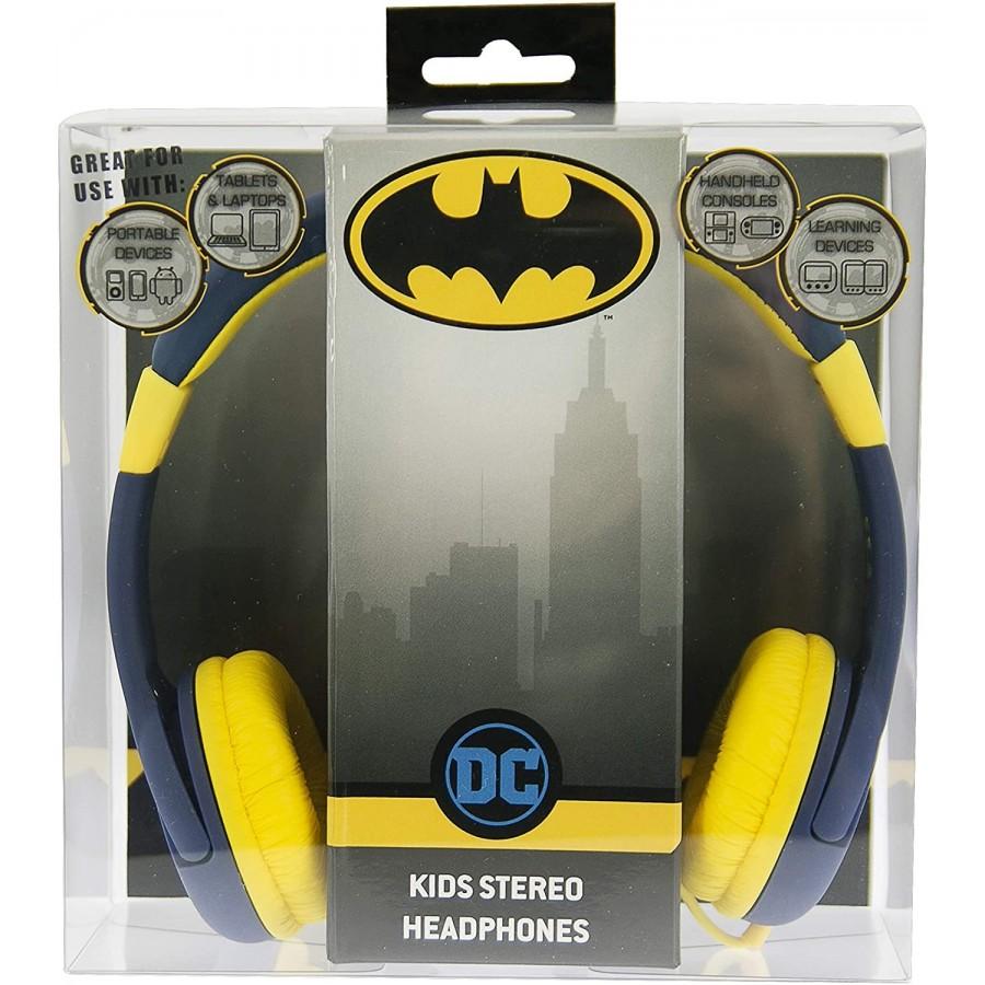 Cuffie Kids OTL Technlogies - Batman - Multipiattaforma