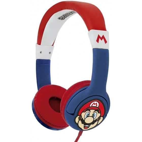 Cuffie Kids OTL Technlogies - Super Mario - Multipiattaforma