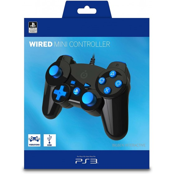 Mini Controller Wired - PS3