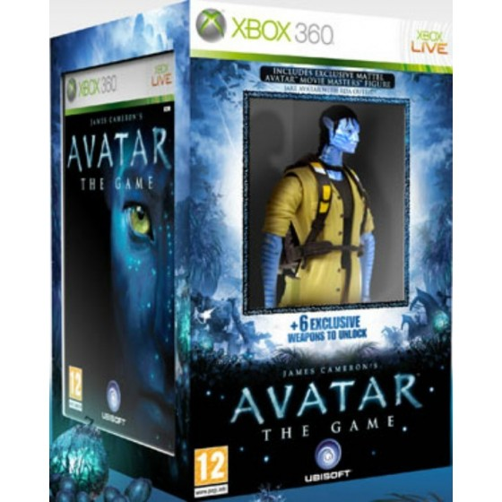 James Cameron's Avatar: Il Videogioco - Collector's Edition - Xbox 360
