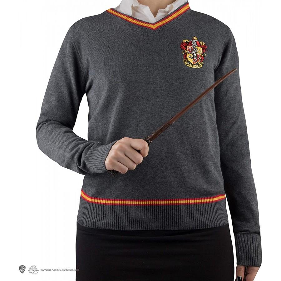 Maglia Grifondoro - Maglioncino collo a V - Harry Potter - Cinereplicas - The Gamebusters