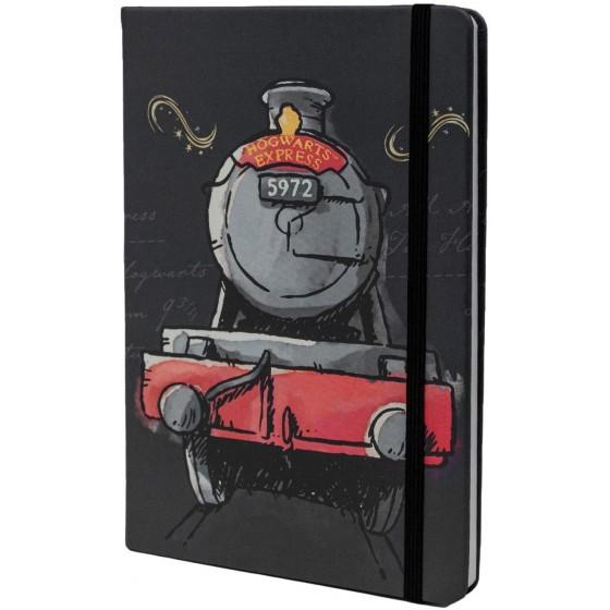 Notebook - Treno Hogwarts - Harry Potter