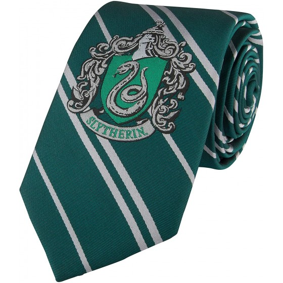 Cravatta Serpeverde New Edition - Harry Potter - Cinereplicas - The Gamebusters