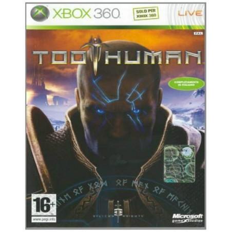 Too Human - Xbox 360 usato