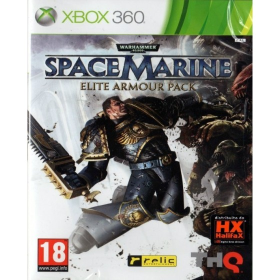 Warhammer 40.000: Space Marine - Elite Armour Pack - Xbox 360