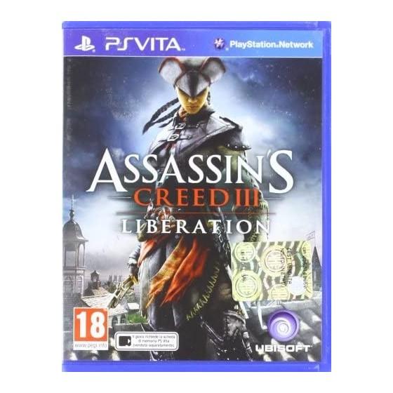 Assassin's Creed Liberation HD - PSVita