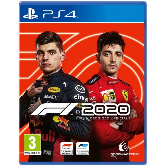 F1 2020 - PS4 - The Gamebusters