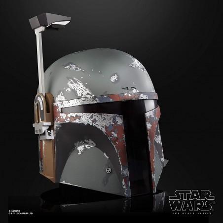 Casco Boba Fett The Black Series - Star Wars Episodio V L' Impero Colpisce Ancora - Hasbro