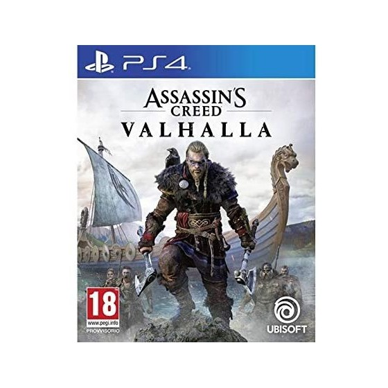 Assassin's Creed Valhalla - PS4 - The Gamebusters