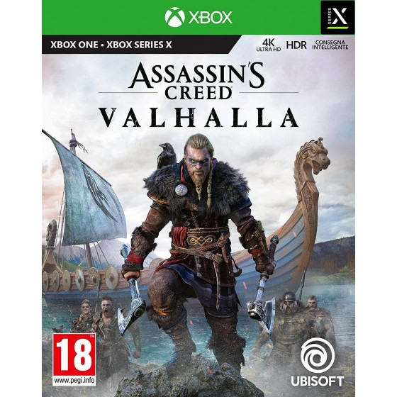 Assassin's Creed Valhalla - Xbox Serie X e One- The Gamebusters