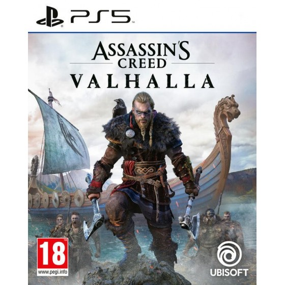 Assassin's Creed Valhalla - PS5 - The Gamebusters