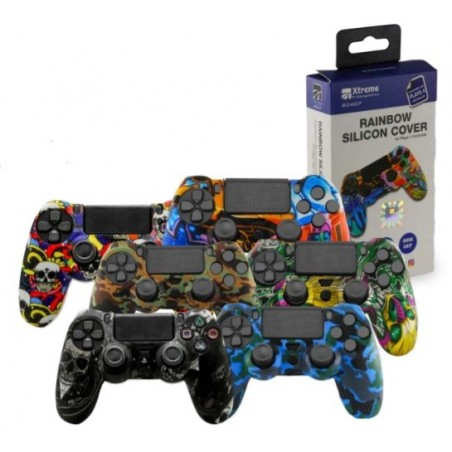 Cover in silicone - Xtreme - PS4