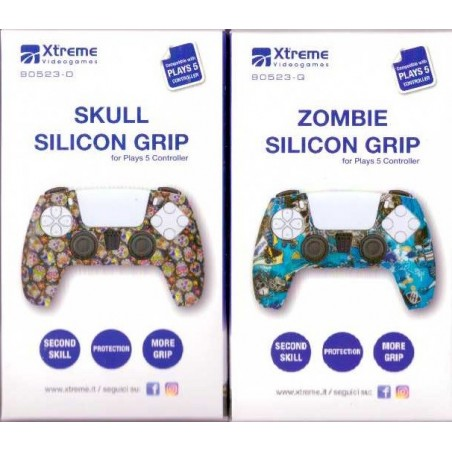 Cover in silicone - Xtreme - PS5