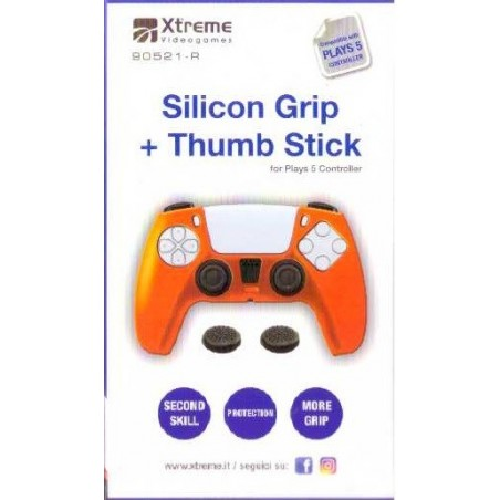Cover & Grip - Xtreme - PS5