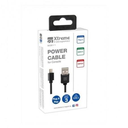 Cavo USB-C Ricarica Controller - PS5/Xbox Series X/Switch
