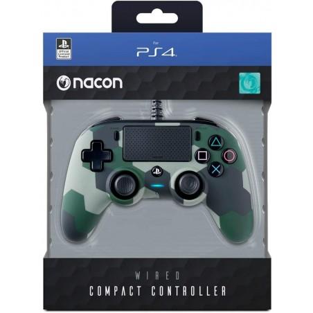 Controller Nacon Compact - Mimetico - PS4