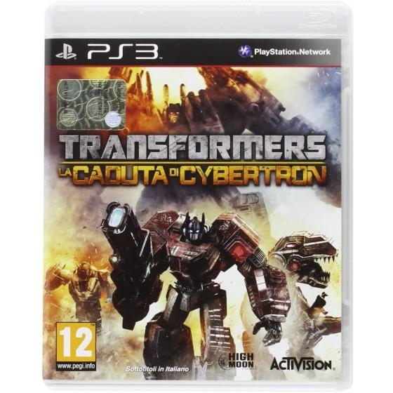 Transformers La caduta di Cybertron - PS3