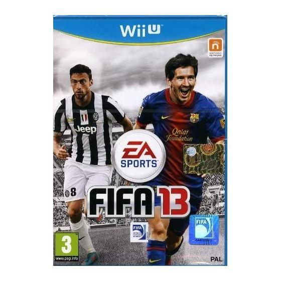 Fifa 13 - WiiU
