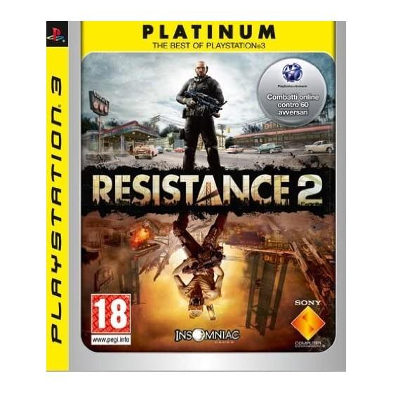 Resistance 2 - Platinum - PS3