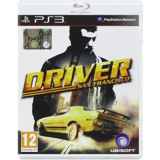 Driver San Francisco - PS3