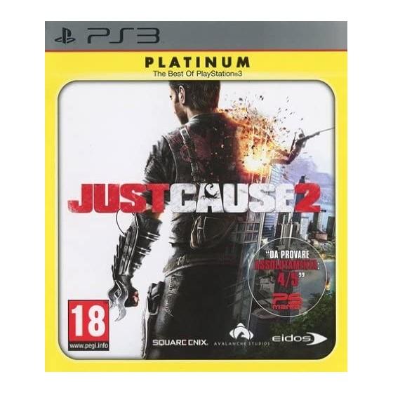 Just Cause 2 - Platinum - PS3