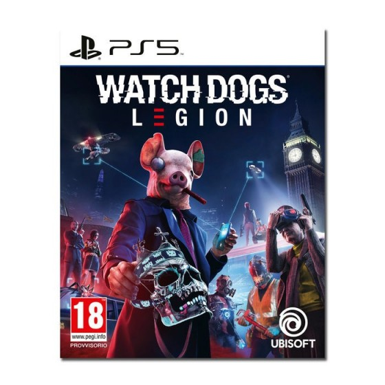 Watch Dogs Legion - PS5 - The Gamebusters