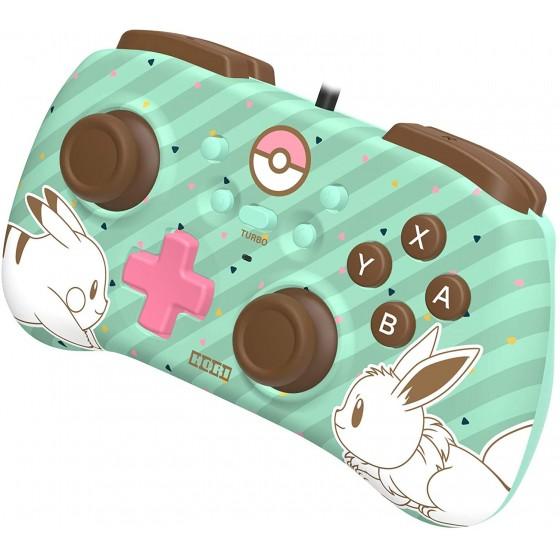 Controller Horipad Mini - Pokemon Pikachu & Eevee - Nintendo Switch