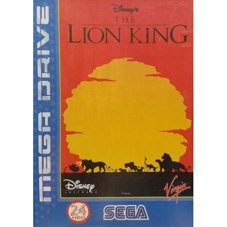 Disney's Il Re Leone - Mega Drive