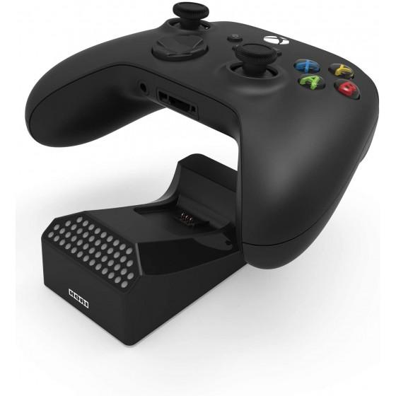 Base di ricarica singola Hori per controller Xbox Series X/S - Ufficiale Microsoft