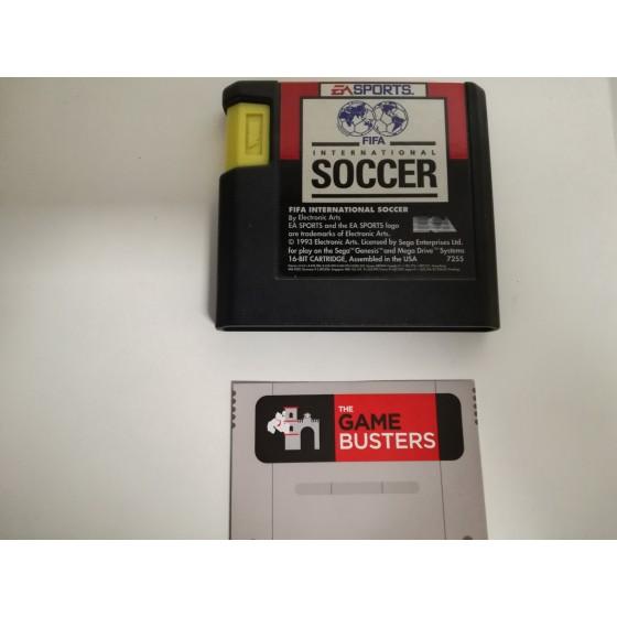 FIFA International Soccer - Mega Drive usato