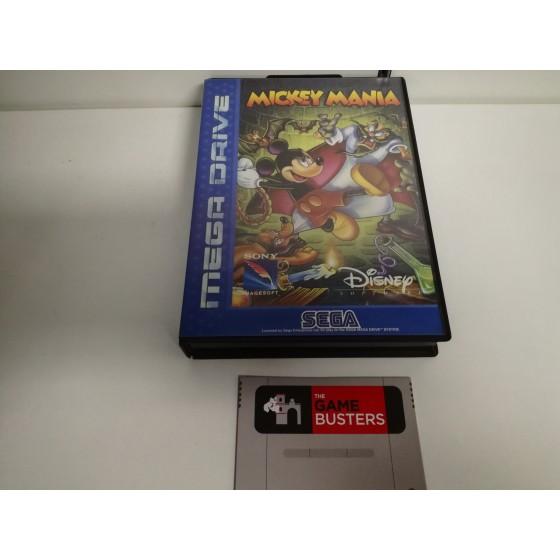 Mickey Mania - Mega Drive usato