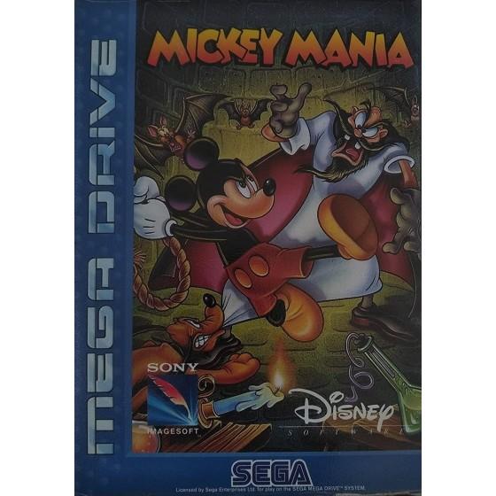 Mickey Mania - Mega Drive