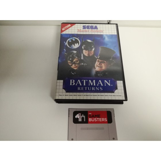 Batman Returns - Master System usato