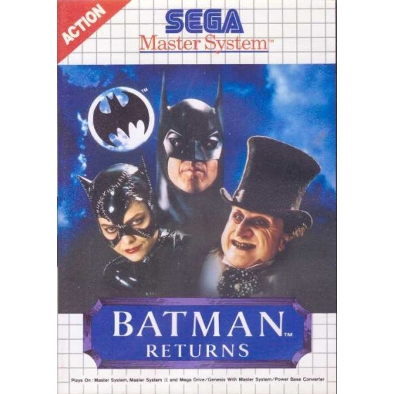 Batman Returns - Master System