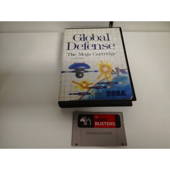 Global Defense - Master System usato