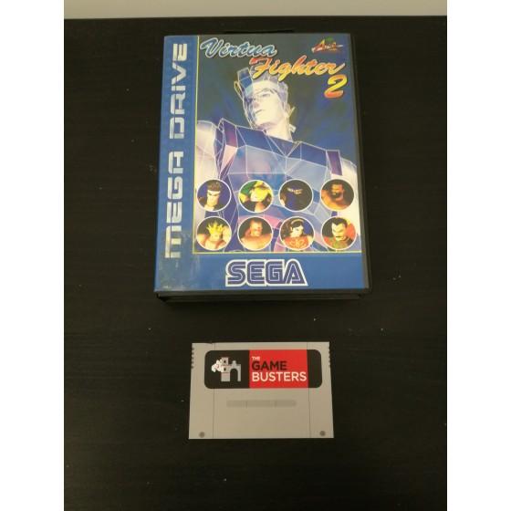 Virtua Fighter 2 - Mega Drive usato