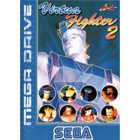 Virtua Fighter 2 - Mega Drive