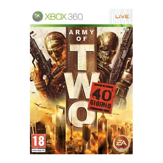 Army of Two 40° Giorno - Xbox 360
