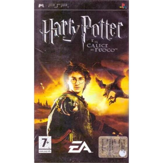 Harry Potter e il Calice di Fuoco - PSP usato