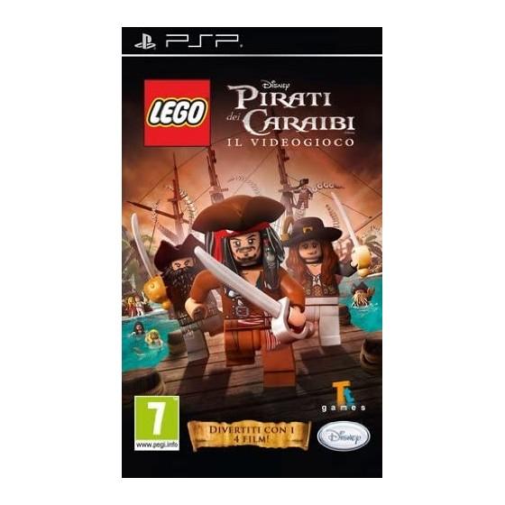 LEGO Pirati dei Caraibi - PSP