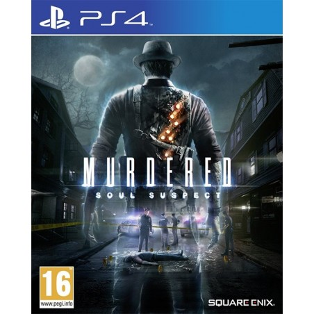 Murdered Soul Suspect per ps4