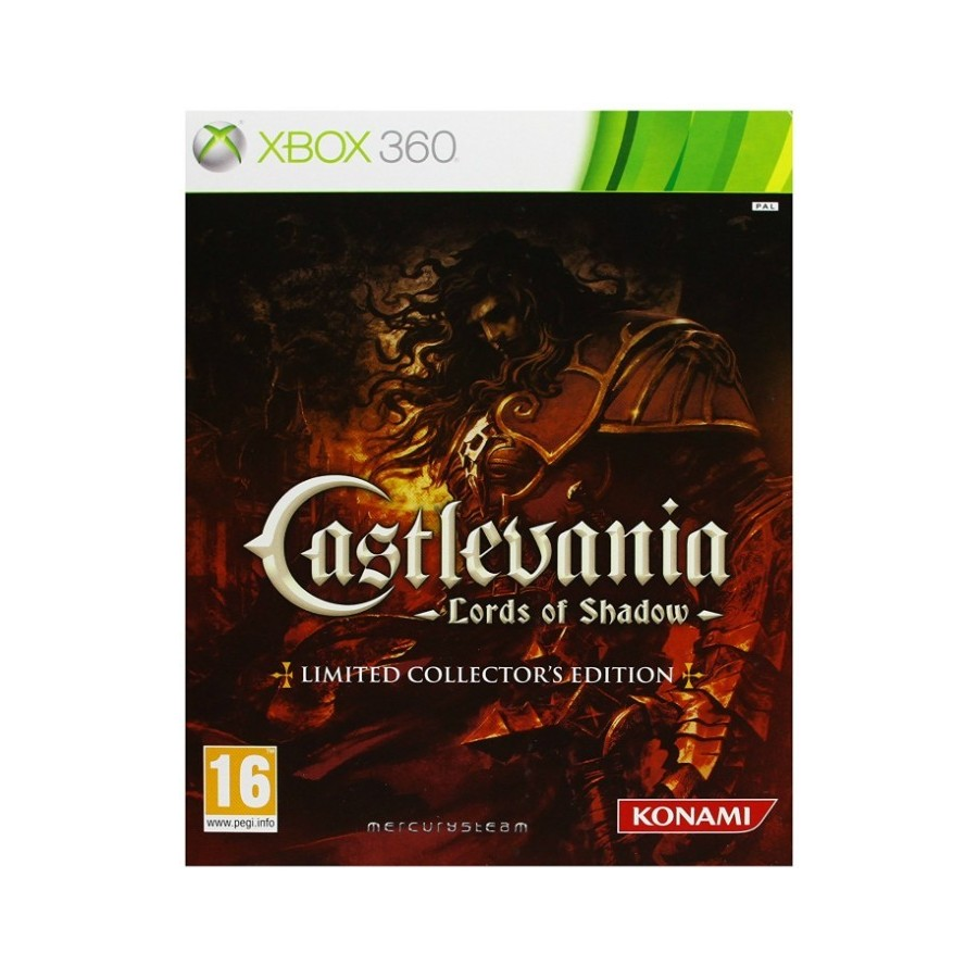 Castlevania Lords of Shadow - Limited Edition - Xbox 360