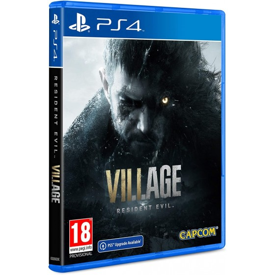 Resident Evil Village- PS4 - The Gamebusters