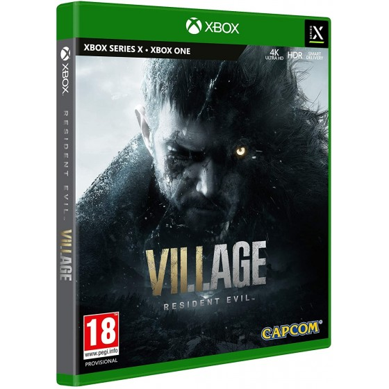 Resident Evil Village- Xbox - The Gamebusters