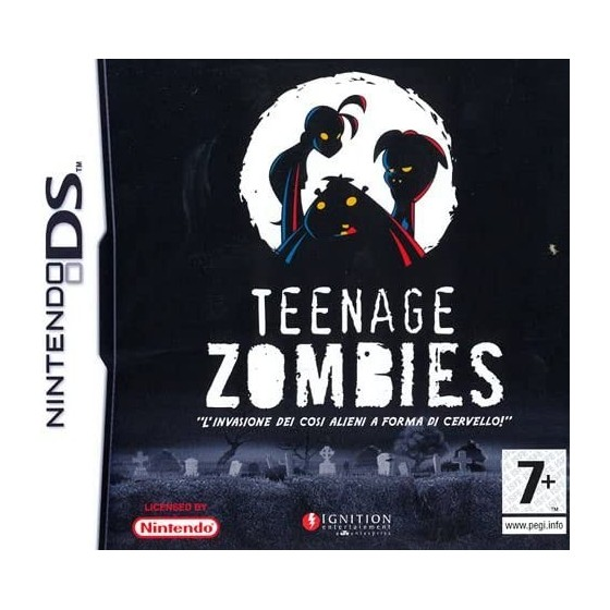Teenage Zombies - DS usato